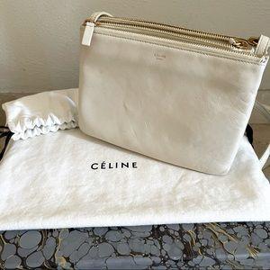 CELINE Small Trio Cross-body Bag